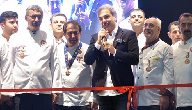 Türkiye'nin ve Dünyanın ünlü şef ve aşçıları