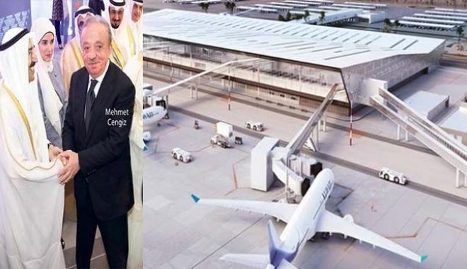 Türkler yeni terminalle Kuveyt'i ABD'ye bağladı
