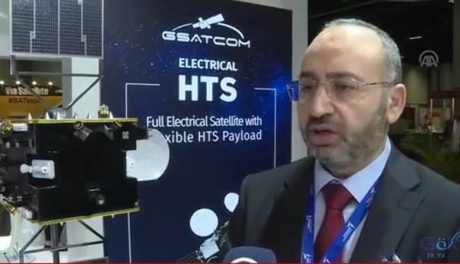 Tusaş'ın İleri Teknoloji Uydu Projesi ABD'de Tanıtıldı