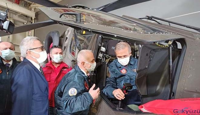 TUSAŞ'ın İnsansız ve Elektrikli Helikopteri: T629!(video)