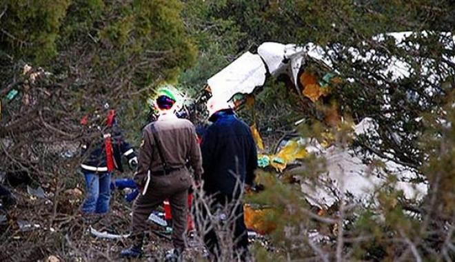 Uçak Kazasından kurtulan akademisyeni bulun