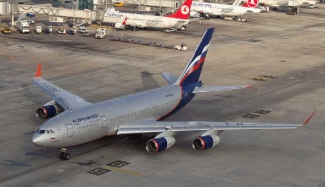 Uçak Krizi Rus Havayolu Şirketini Vurdu