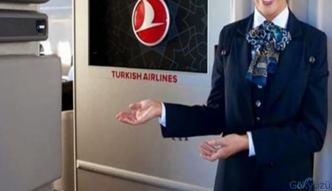 Uçuş süresince kabinin ve tuvaletlerin temizliği sağlandı.