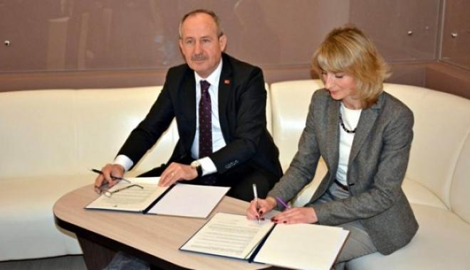 Ukrayna ile 'Kardeş Oda' protokolü