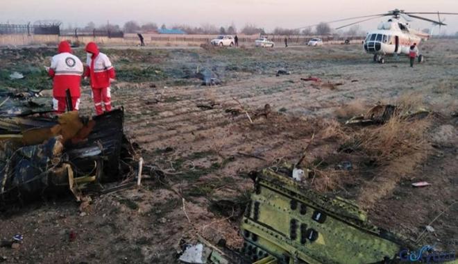 Ukrayna uçağının düşürüldüğü sırada kule ses kayıtları