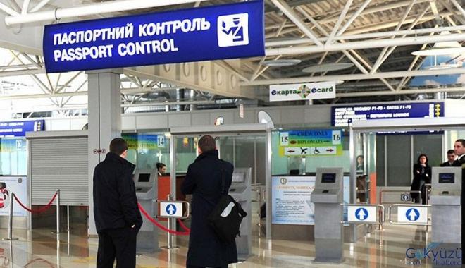 Ukrayna'da karantina: Yabancılara giriş 2 hafta yasak