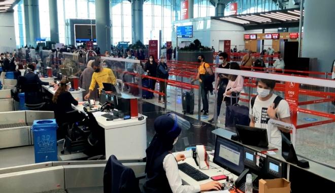 Ulaştırma Bakanlığı: Dış hat uçuşları kademeli açılacak