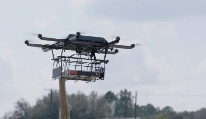 UPS, Drone İle Eve Teslimat'ı Test Ediyor