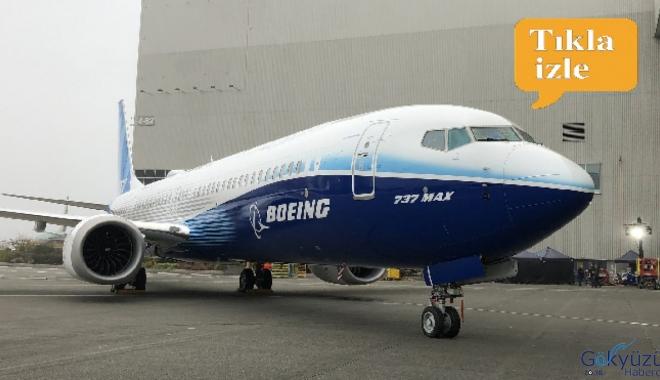 video Boeing 737 MAX 10 ilk sisli sabahı ortaya çıkardı