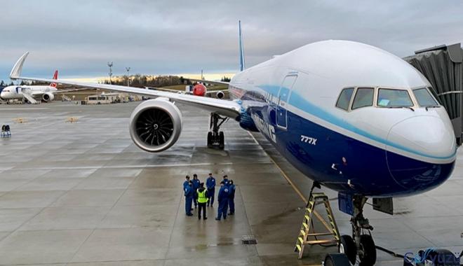 video Boeing'den kriz sonrasına ilginç mesaj
