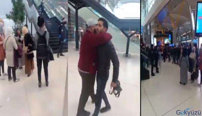 video Türkiye almadı!ülkelerine gönderildi!