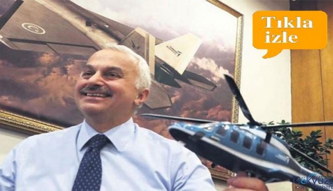 video Temel Kotil ATAK-2 2023'te uçacak!