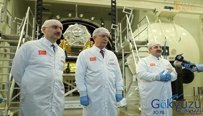 video Yerli ve milli ilk yer gözlem uydusu 'İmece'