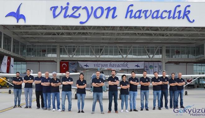 Vizyon Havacılık Uçuş Akademisine Önemli Transfer !