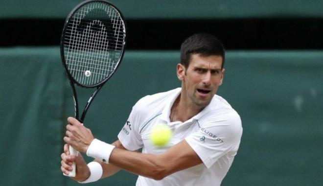 Wimbledon'da Novak Djokovic - Matteo Berrettini finali