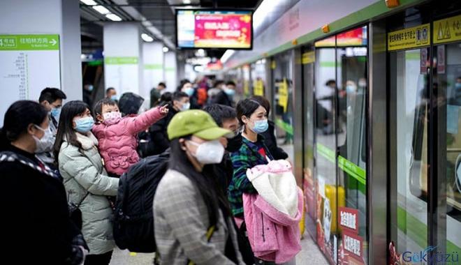 Wuhan Tren Seferleri Yeniden Başlıyor