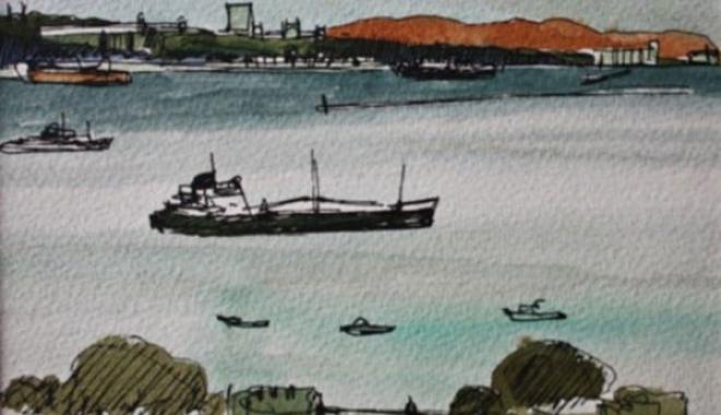 Yansımalar ve İstanbul Sergisi 4 Nisan'da