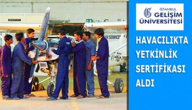 Yeni havacılar İGÜ'den mezun olacak