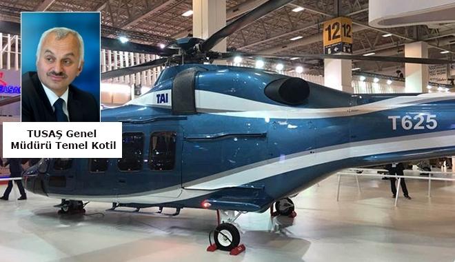 Yerli helikopterimiz ilk uçuşunu yaptı