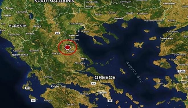 Yunanistan'da 5.0 şiddetinde deprem!video