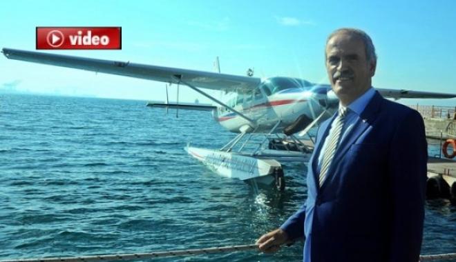 Yunuseli'nde 16 yıl sonra uçuşlar başlıyor