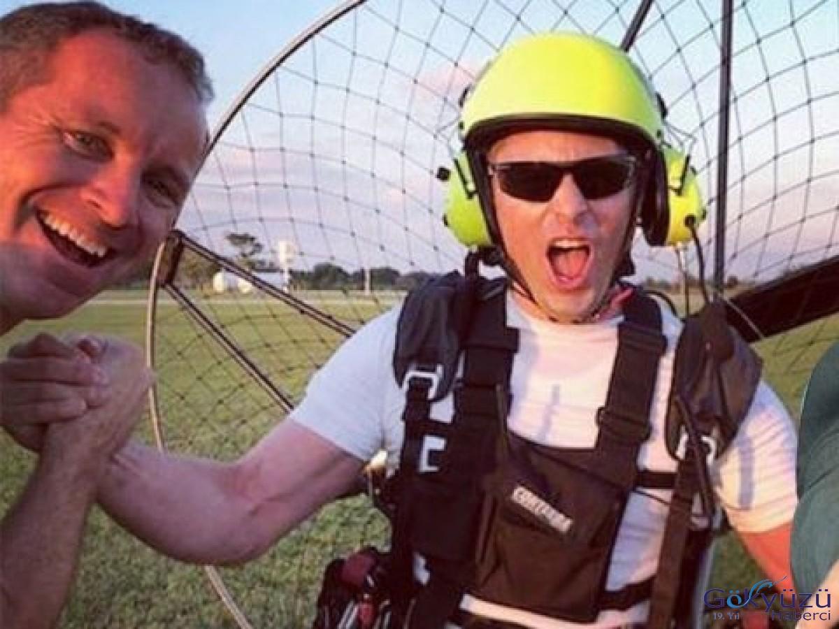 11 milyonluk Youtuber'ı acı son yamaç paraşütünde buldu