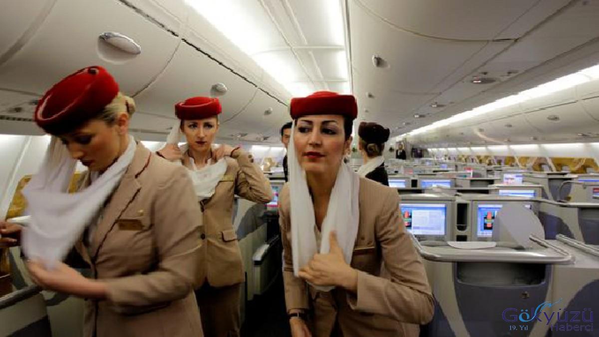 15 Bin Lira maaşla çalışacak hostes aranıyor!