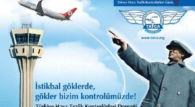 20 Ekim Dünya Hava Trafik Kontrolörleri Günü