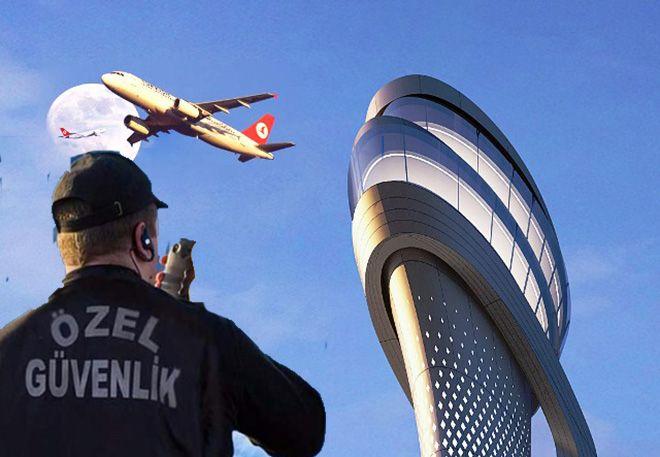 3. Havalimanı güvenlik personeli iletişim platformu kurdu!