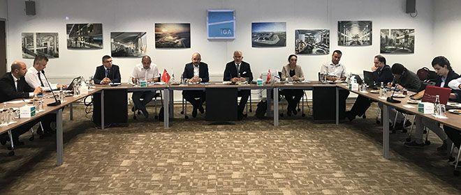 3. Havalimanı için sertifikasyon toplantıları sürüyor!
