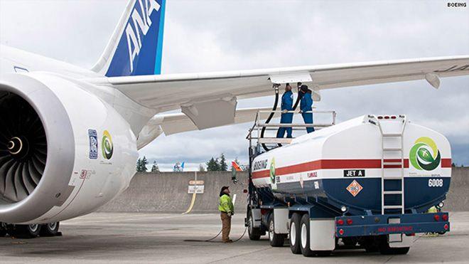 3. Havalimanı'na uçak yakıt kıyağı