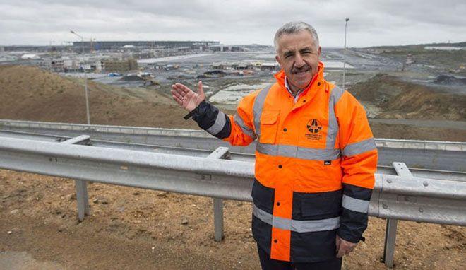 3. Havalimanı'nda 100 bin kişi çalışacak