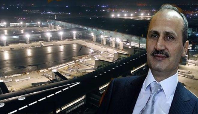 3. Havalimanı'nda 225 bin kişi istihdam edilecek!