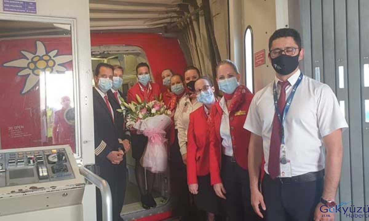 3 ülkeden Antalya'ya charter uçuşları başladı