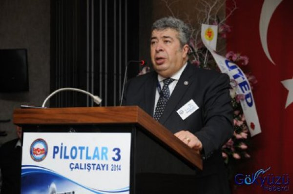 3'üncü Pilotlar Çalıştayı Atatürk Havalimanı'nda Başladı.