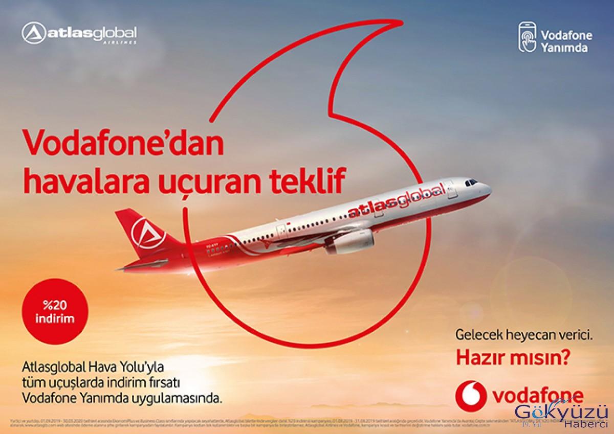 35 ülkede 50'den fazla noktaya %20 indirimli uçuş