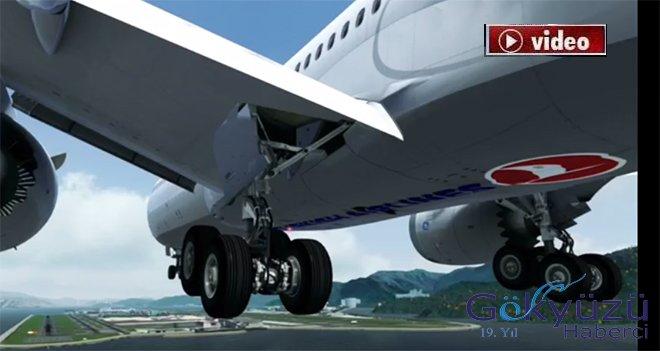 """dbe8085db Türk Hava Yolları'nın (THY) filosuna, """"rüya uçak"""" olarak adlandırılan Boeing  787-9 Dreamliner'larından ilki haziran ayında katılacak."""