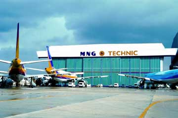 MNG TEKNİK'ten yeni hangar projesi