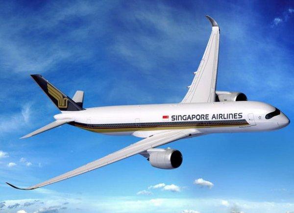 Singapur Havayolları, A350'nin İlk Varış Noktası Amsterdam!