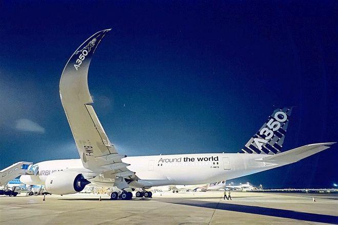 A350'nin Yakıt tanklarında patlama riski var!