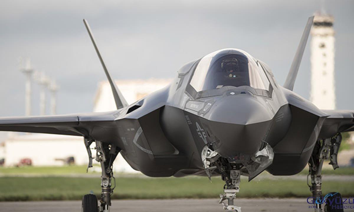ABD, F-35'lerde tam kapasiteli seri üretimi askıya aldı