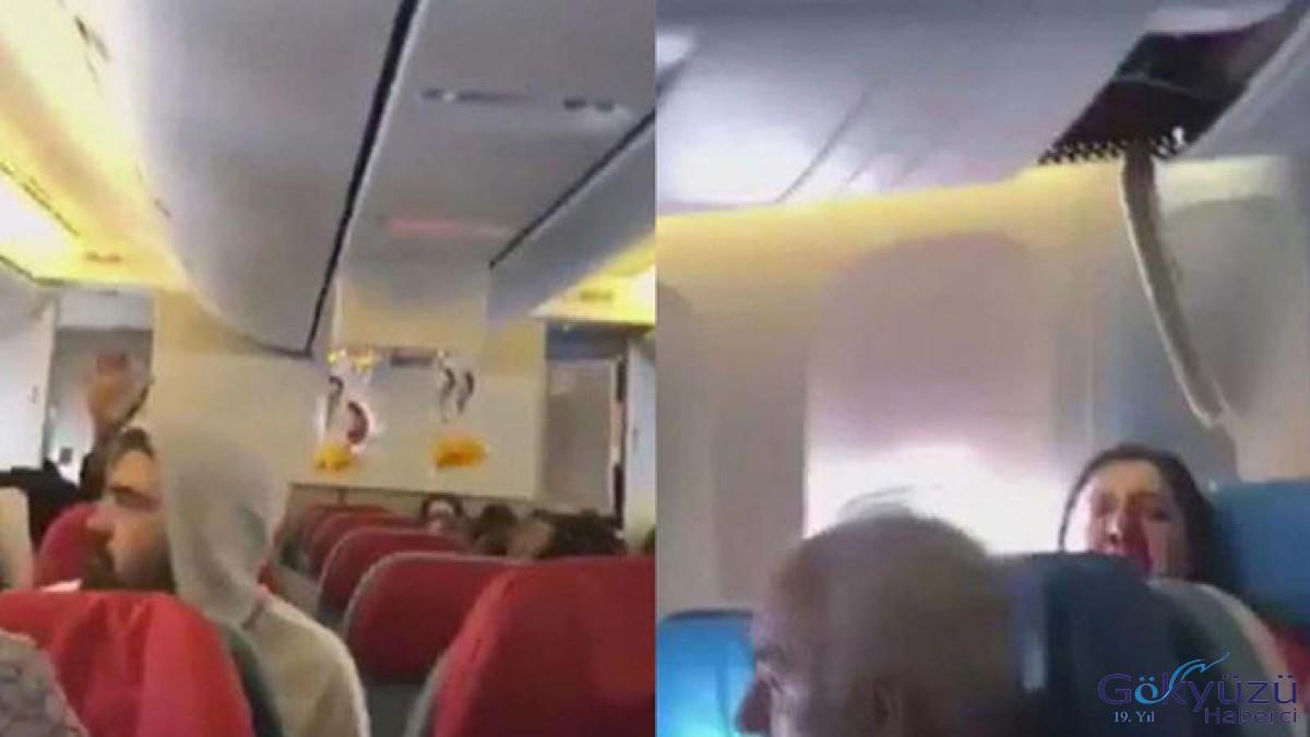 ABD'li yolcudan THY'ye türbülans davası!