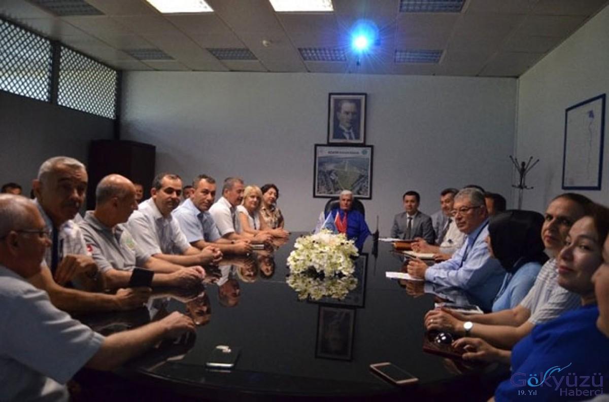 Adana Havalimanı 4 Yıldır Karda