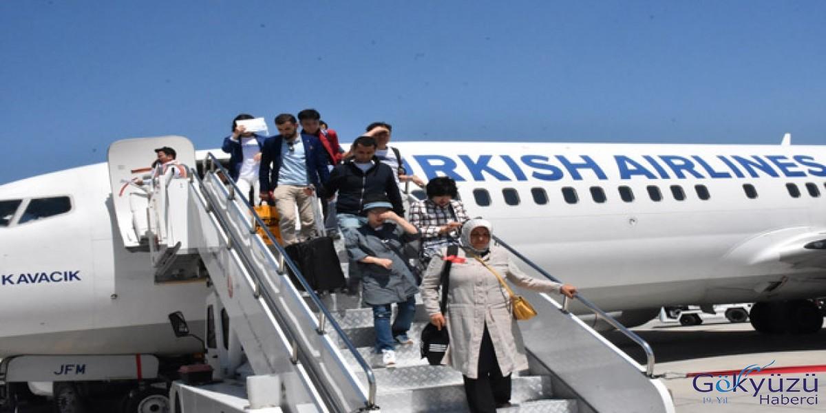 Adıyaman'a yılın ilk Güney Koreli turist kafilesi geldi