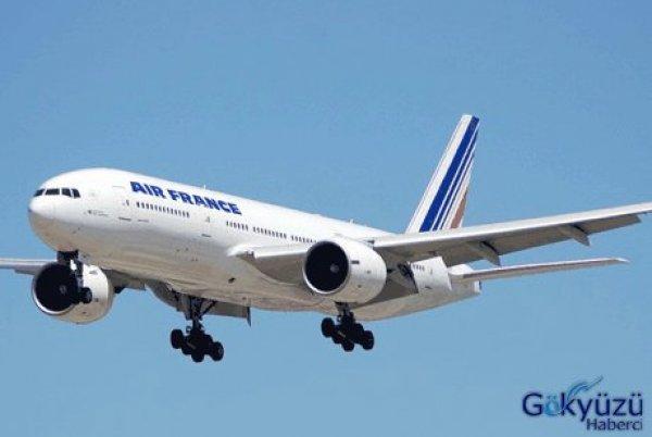 Air France Pilotu İsyan Etti!
