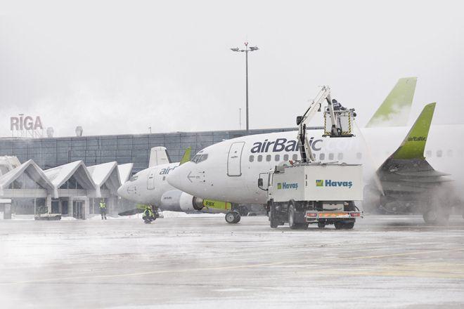 airBaltic Dünyanın En Dakik Havayolu Oldu