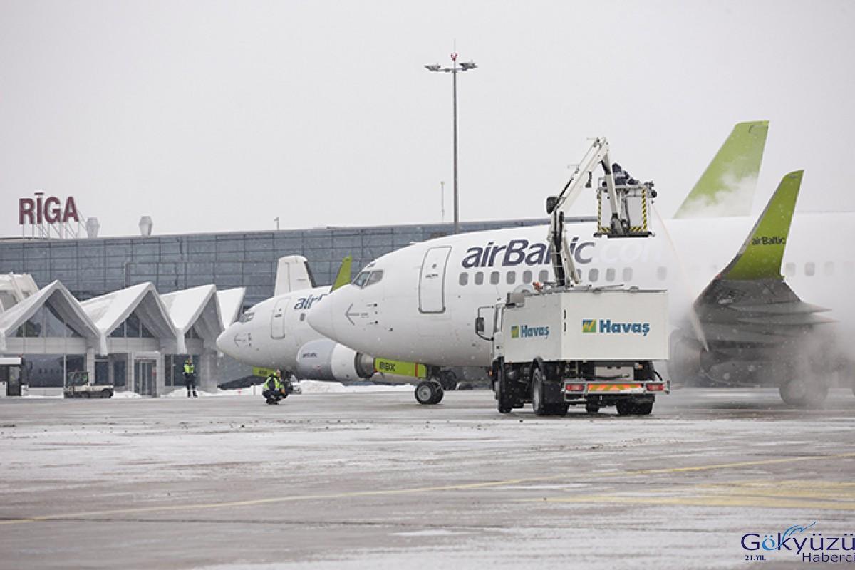 AirBaltic'in Covid-19 önlemlerine tam not