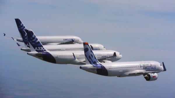 Airbus, 2036'da filosunu ikiye katlayacak