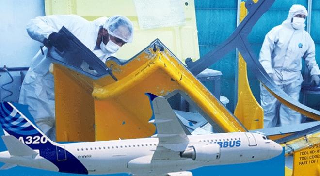 AIRBUS A320 Türk Firma İle Kanatlanacak