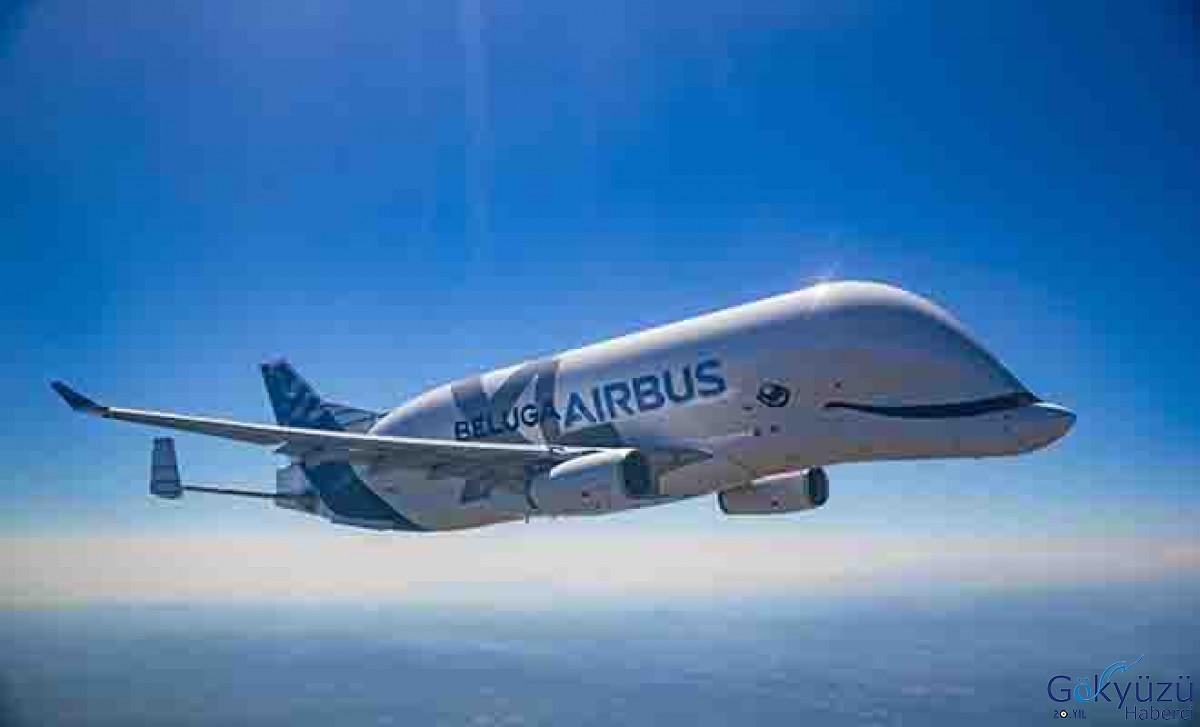 Airbus BelugaXL operasyonlara başladı